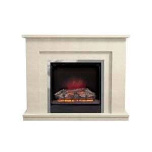Be Modern Evelina LED Inset Electric Fire Suite
