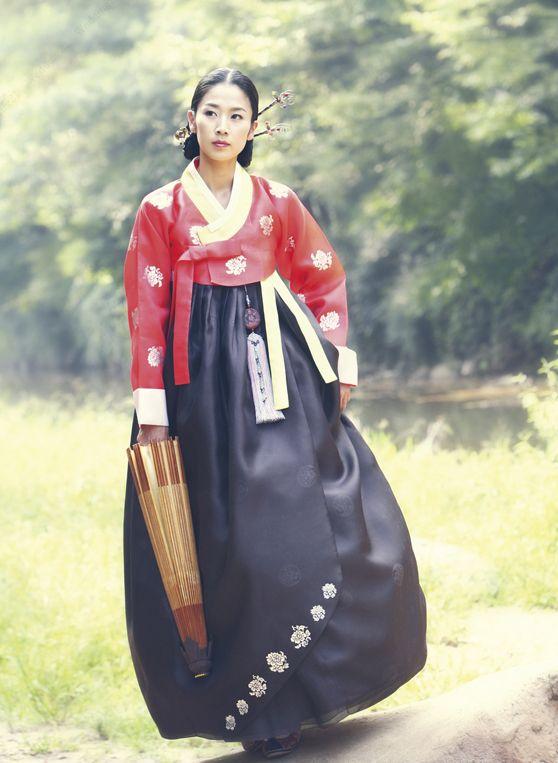 한복  Hanbok, Korean Traditional Dress