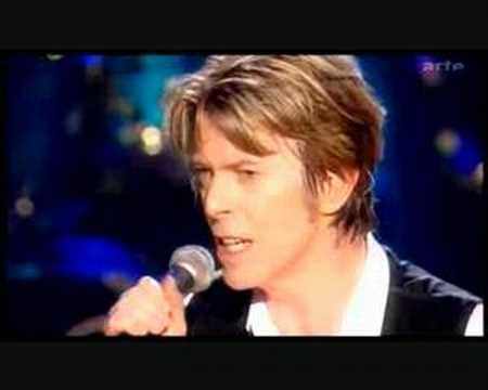 David Bowie - Changes Live at Olympia, Paris July 1 2002