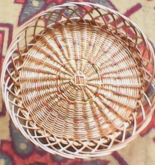 Willow Fancy Basket in Srinagar, Jammu and Kashmir, India - MAGRAY ...