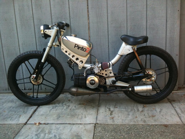 pinchop shop on bikes | pinterest | mopeds, scooters and wheels