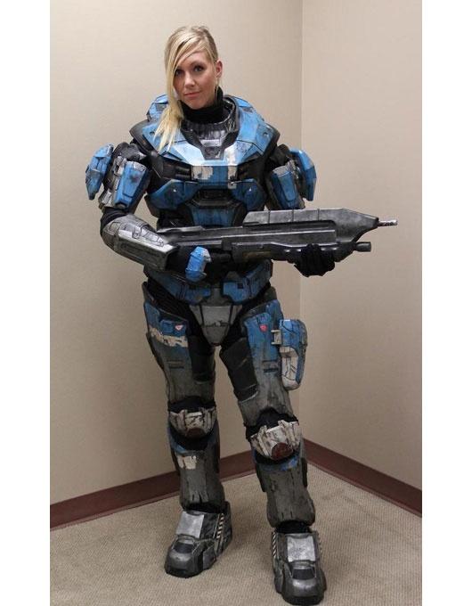Halo Spartan; Costumes & Cosplay