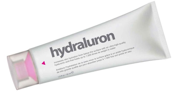 best hydrating serums: indeed labs hydraluron gel-serum