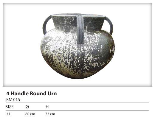Graceville Imports - Trade Pots - Limestone