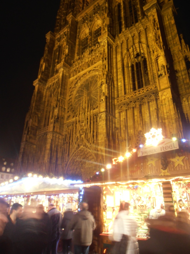 le Cathedrale en Noel