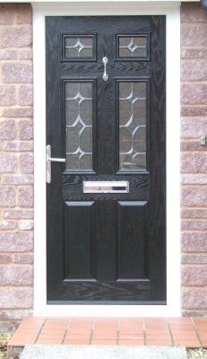 Look at this Edwardian Chester Half Glazed. Shown in Black. Adoored do this too!