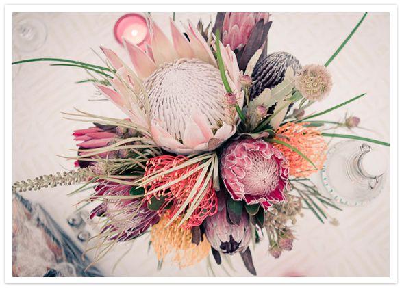 exotic florals