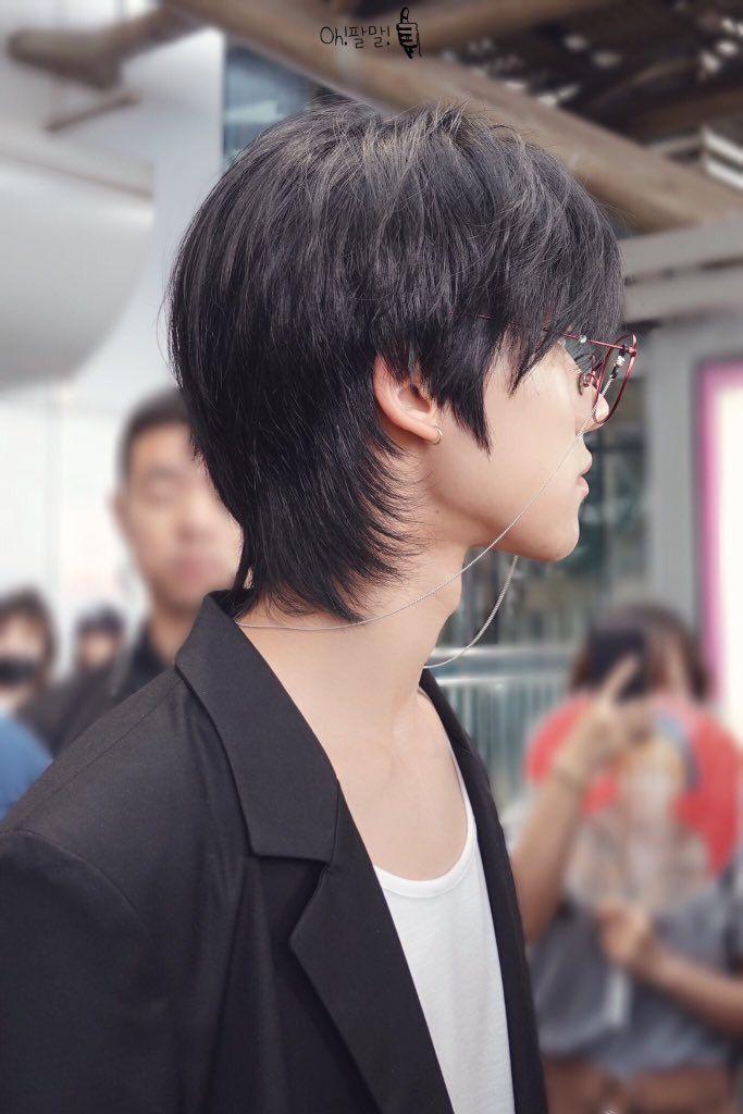 On Twitter In 2020 Mullet Hairstyle Long Hair Styles Men Asian Hair