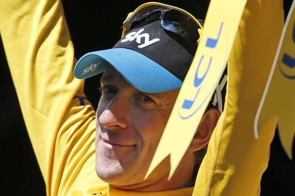 Team Garmin gets praise from Tour de France leader Brit Wiggins - The Denver Post