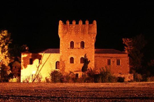 Ο Πύργος Τζανετάκη στο Γύθειο.