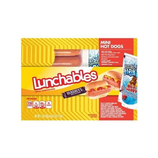 44 best images about Oscar Meyer Lunchables on Pinterest ...