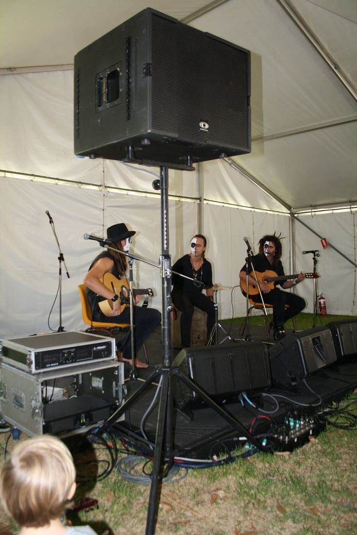 Workshop at Nannup Festival with Kallidad using our SlapBox cajon for the first time. Dream come true for us.