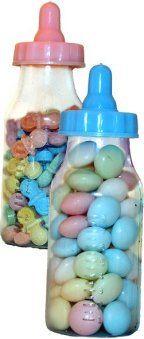Baby bottle decorations