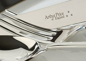 Arthur Price of England - Fine English Cutlery - Arthur Price Cutlery, Tableware and Gifts