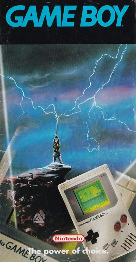 Nintendo Game Boy : The Power of Choice magazine