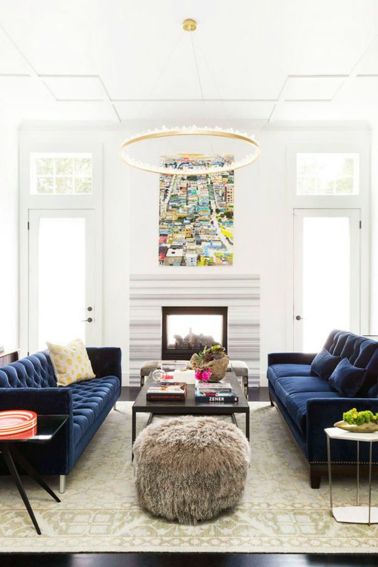 179 best Blue Sofa images on Pinterest | Modern couch, Modern sofa ...