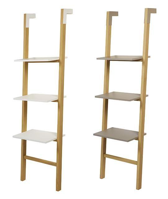 GlobeWest - Sketch Silo Leaning Shelves
