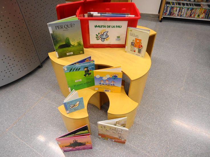 MALETA DE LA PAU. Per a educació Infantil i Primària