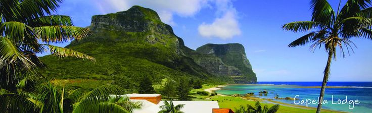 Capella Lodge, Lord Howe