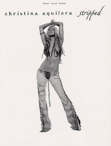 Christina Aguilera - Soar piano sheet music