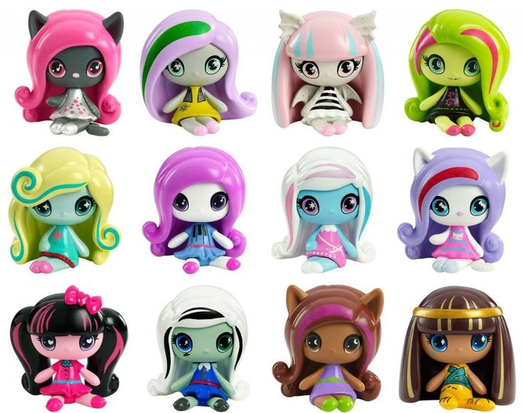 Monster High Mini Figure Gift Pack