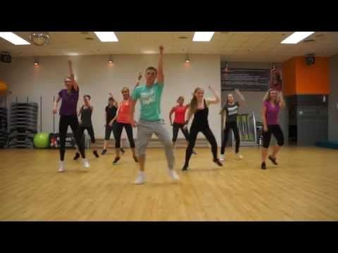 Zumba - ZIN VOLUME 56 - Popee ( Electronica dance) by Francesca Maria feat. Beto Perez - YouTube