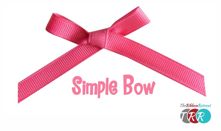 how to make a basic bow