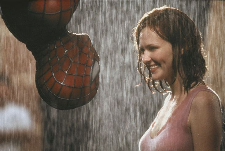Peter Parker and Mary Jane Watson - Spiderman (2002)