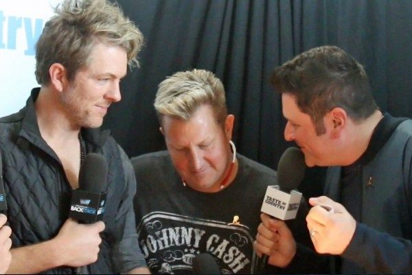 Rascal Flatts asked the same thing you're asking: What's a hum-off? But a few minutes in, the country trio were big fans of this new style of karaoke.