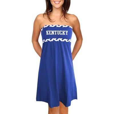 Kentucky Wildcats Braided Dress