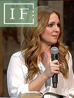 In this session from the 2016 IF:Gathering, speaker and best-selling author Angie Smith speaks openly about God's testing in her life and connects it to the story of Abraham and Isaac.