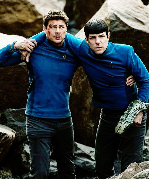 SPONES...it was so real in Star Trek Beyond