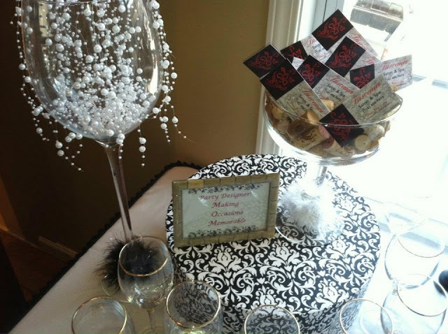 salon grand opening party ideas | Making Occasions Memorable ~: April 2012