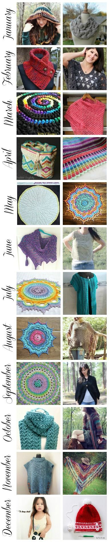 Best of Hookin' on Hump Day 2016 | www.petalstopicots.com | #crochet #fiber #knit