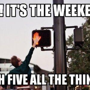 Long Weekend Meme Funny