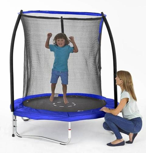 Sportspower 6ft Galvanised Trampoline
