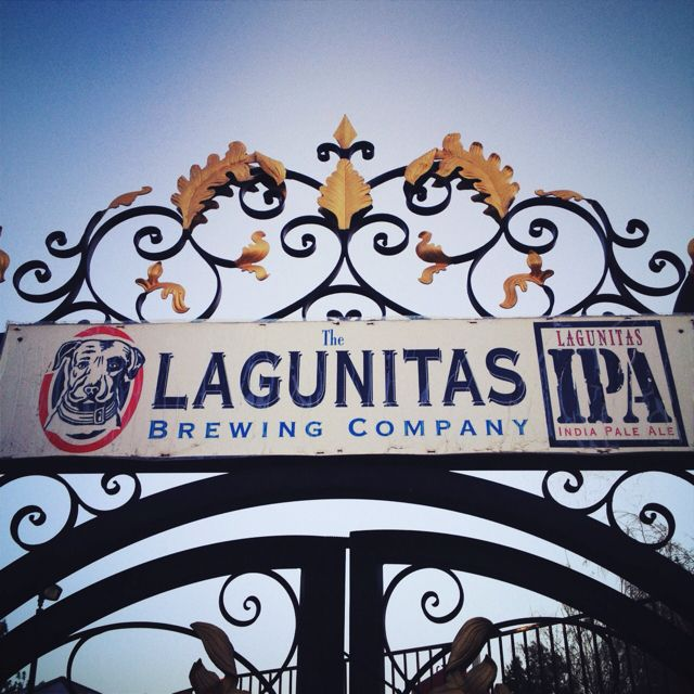 One must visit the Lagunitas Brewery in Petaluma, California. And it's dog friendly! #MyHometownPins