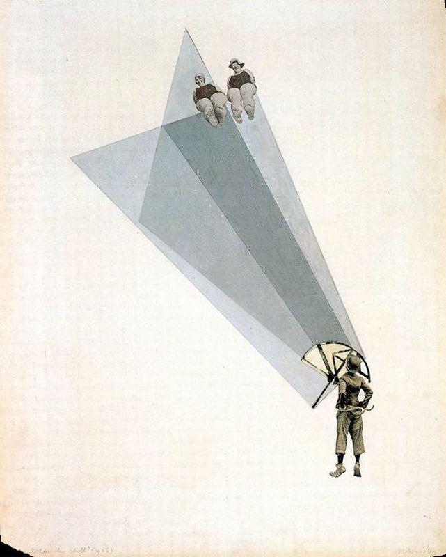 City Lights - Laszlo Moholy-Nagy