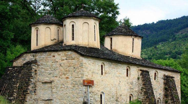 Zermas Monastery / Μονή Ζέρμας