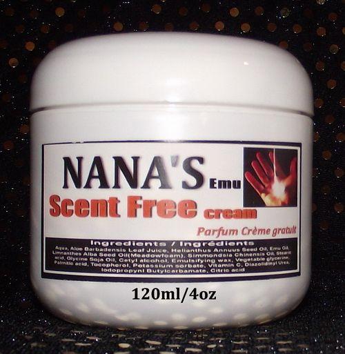 Scent Free Face & Body Cream... $16.00 each http://www.nanaskincare.com/