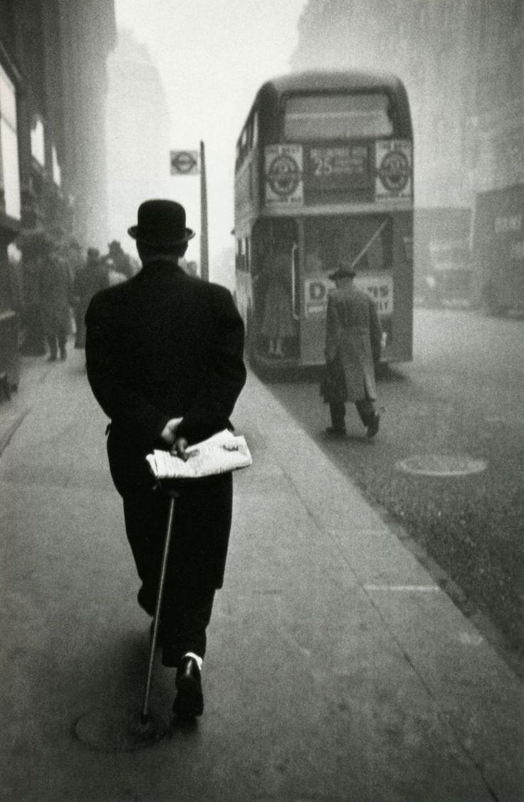 "Robert Frank  London, 1991-1993  From ""London/Wales"""