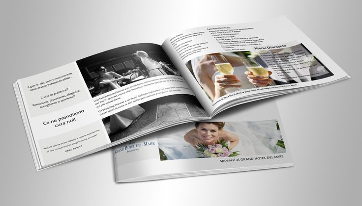 wedding brochure - GRAND HOTEL DEL MARE