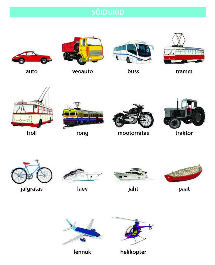 Sõidukid