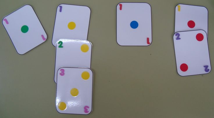Plastificando ilusiones: Juegos ABN