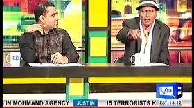 Mazaaq Raat With Anoosh Masood l Waqar Zaka On Dunya News 6th March 2017