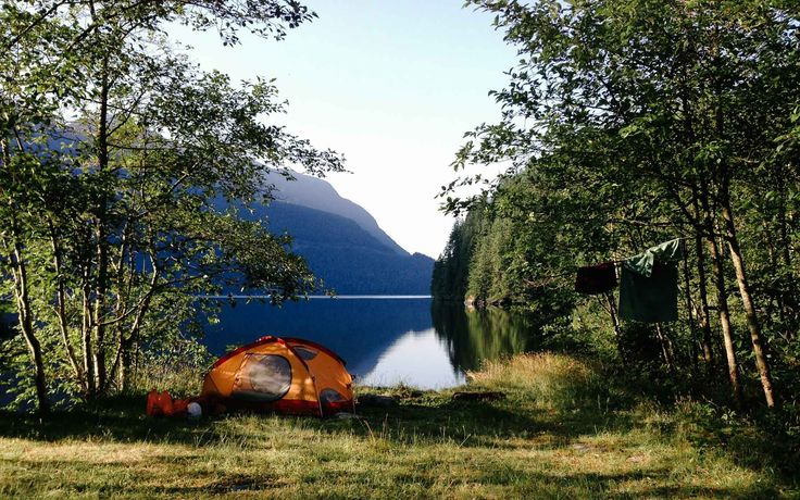 Camping in the BC Backcountry