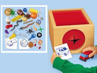 Actividades Para Educación Infantil La Caja Misteriosa Discriminación Sensorial Actividades Montessori Estimulación Temprana Caja Misteriosa