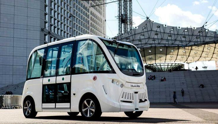 Dubai World Challenge for Self-Driving Transport Winners Announced