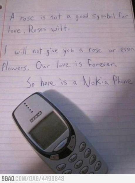 Romance...: This Man, Rose, Nokia Phones, Funny Pictures, Brick, True Love, So True, So Funny, True Stories