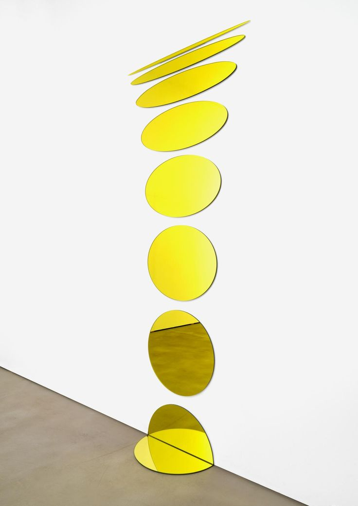 // Olafur Eliasson | Welcoming Ellipses
